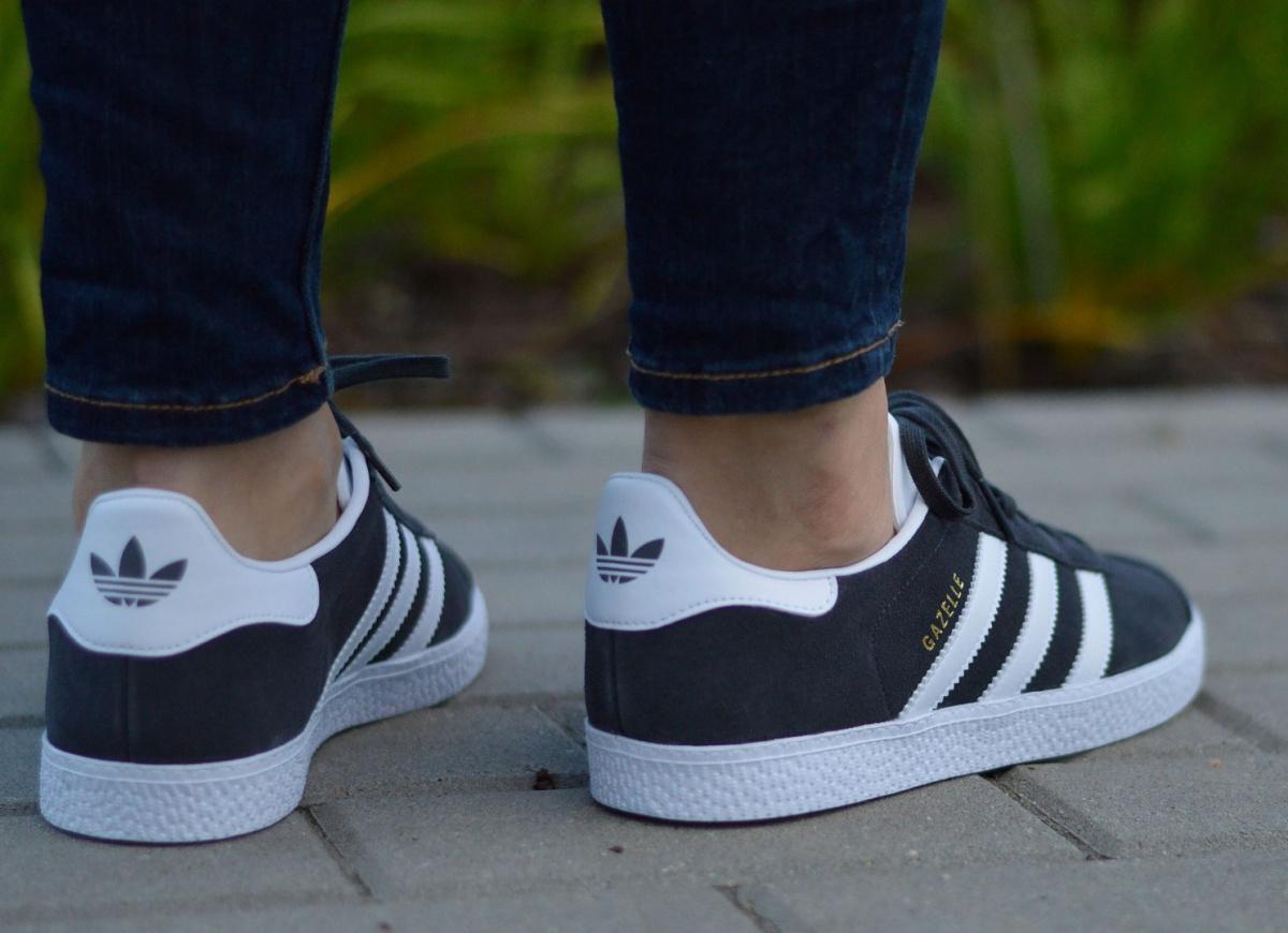 ADIDAS ORIGINALS GAZELLE 2 Damen Sneaker M17245 Wild Leder